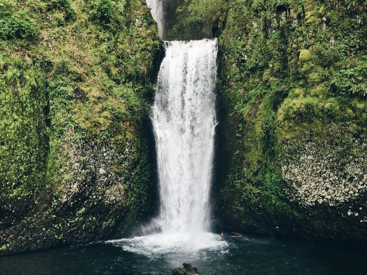 The wonders of nature water-rocks-stream-leaves-largewaterfall-beauty-lets-explore-lets-get-lost-lar
